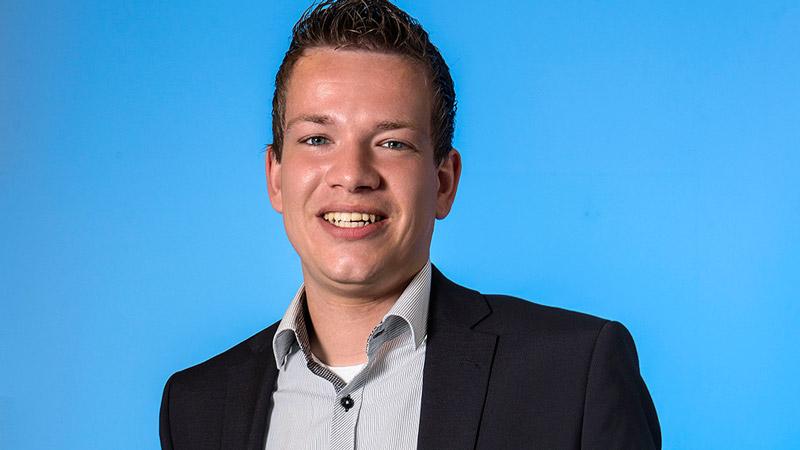 Nieuwe medewerker: Chris Loonstra