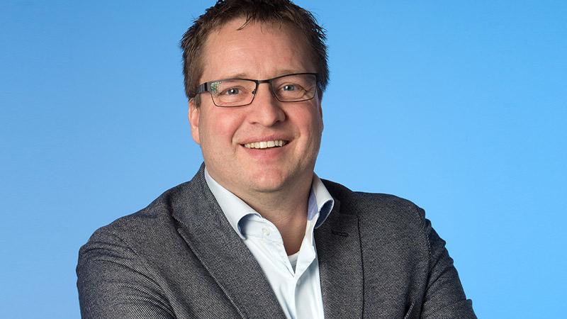 Maak kennis met: Gert van der Wal