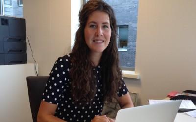 Nieuwe medewerker: Roosmarijn Geut