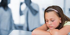 echtscheiding kinderen blok