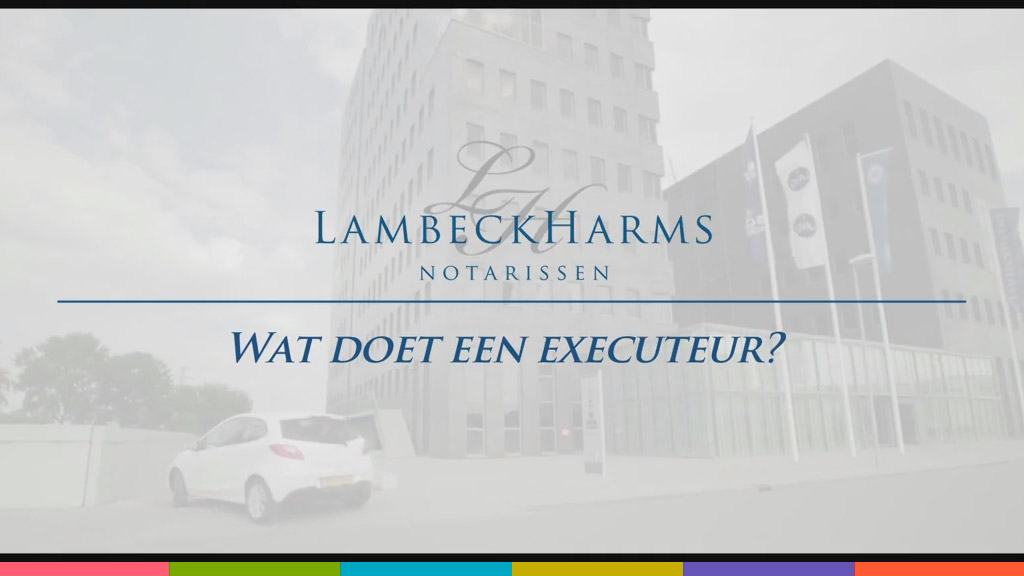 Film: Wat is een executeur?