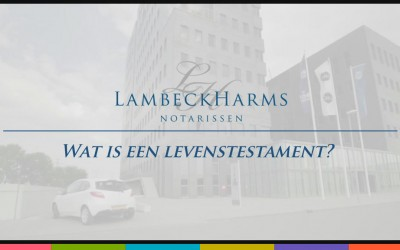 Film: Wat is een levenstestament?
