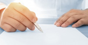 Wilsverklaring en/of notariële volmacht button