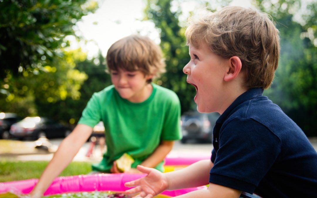 Spelen stimuleren met de Groningen Swim Challenge en de Playground