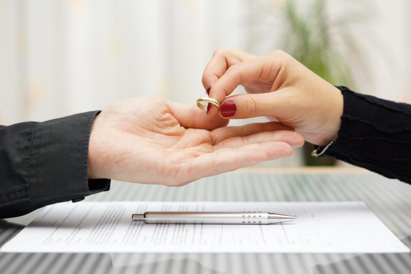 Hoe verloopt een scheiding?