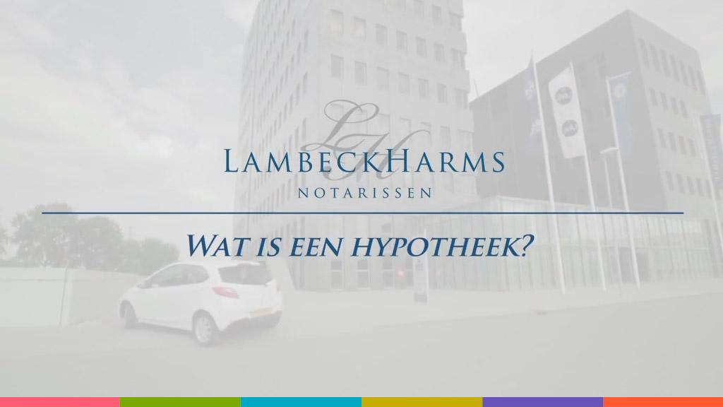 Film: Wat is een hypotheek?